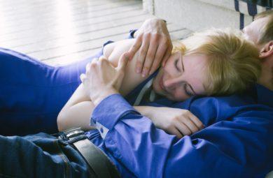 dormir en couple