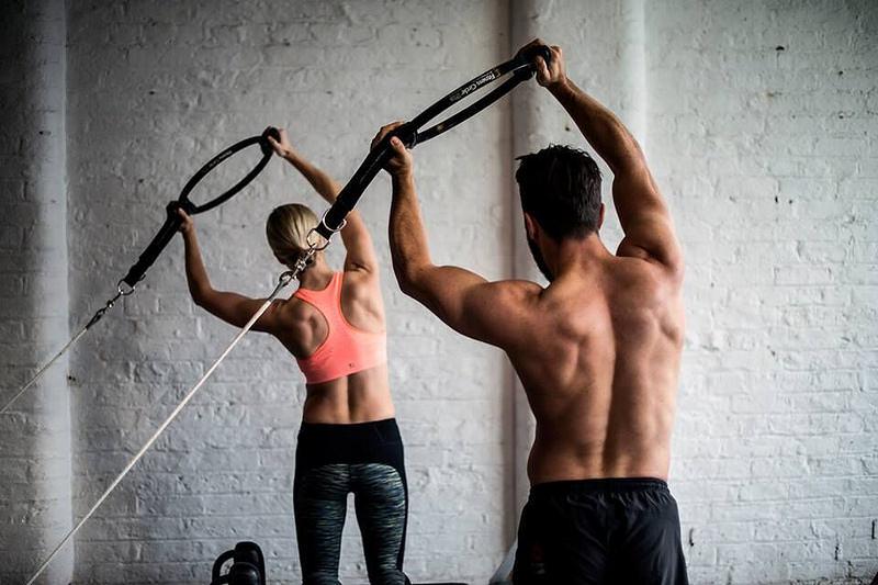 sport de couple