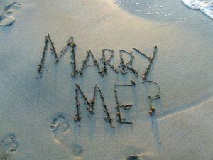 fiançailles
