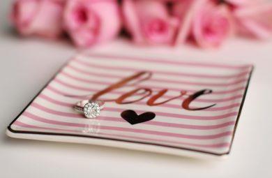 Que signifient les fiançailles