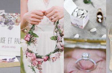 faire part de mariage vintage cottonbird