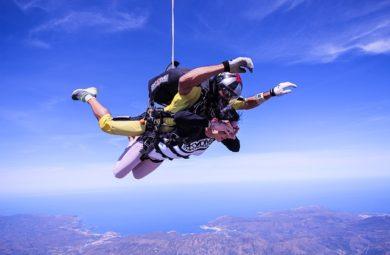parachute emporda