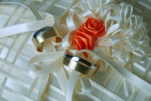 alliances de mariage en or